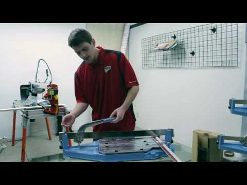 Sigma Tile Cutters: How to change Sigma Pull handle to Max Handle