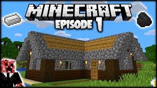 Beginning a NEW Minecraft Adventure! | Let's Play Minecraft Survival | Episode 1