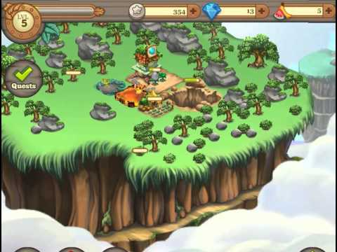 Tiny Monsters iOS Gameplay
