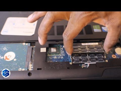 How To Add Memory / 16GB of Ram Dell Inspiron 15-3521