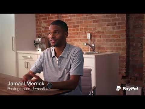 Jamaal Merrick - Jamaalism -  PayPal (15 second ad)