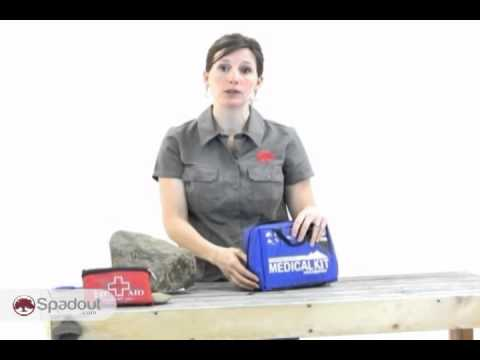 Selecting a First Aid Kit