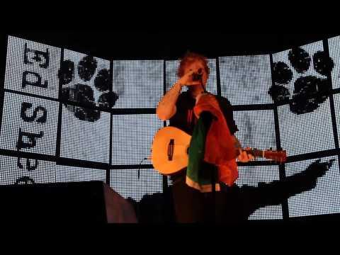 Ed Sheeran: UK & Ireland 2012 Tour Diary