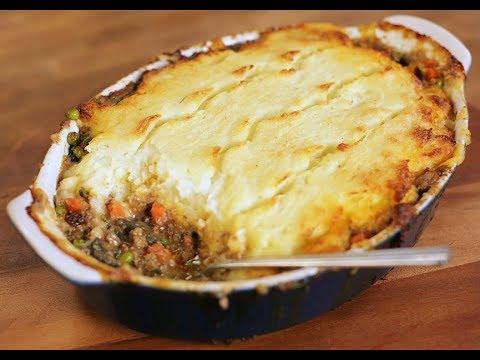 Andrew Zimmern Cooks: Shepherd's Pie