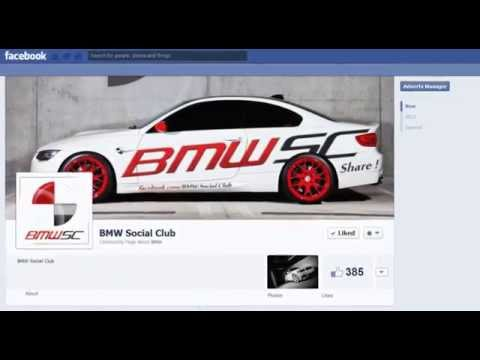 Facebook page Join BMW Social Club !