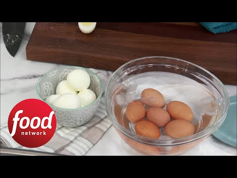 How to Make Hard-Boiled Eggs in the Oven   Food Network
