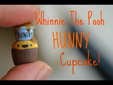 How To: Polymer Clay Winnie The Pooh