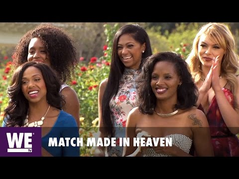 Match Made In Heaven | Love at First Sight | WE tv