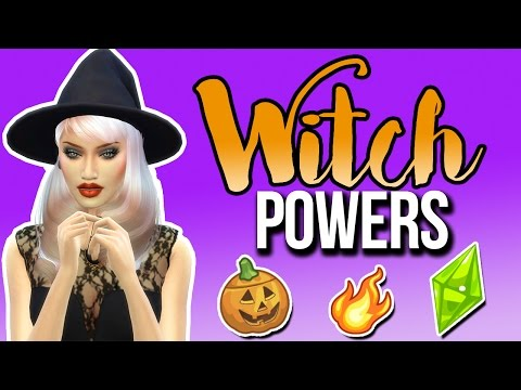 The Sims 4 Supernatural? || Sorcerers Trait || Mod Review & How To Install