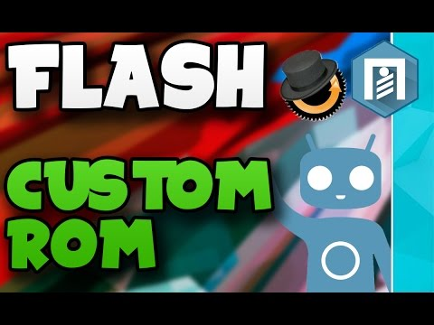 How to Flash Custom Rom or any ZIP on Android   CWM, Philz Recovery, TWRP   Without Rooting