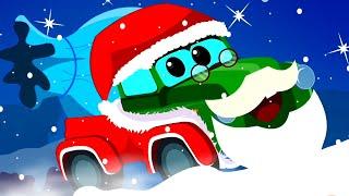 Santa Claus Song | Zeek and Friends | Merry Christmas | Children's Nursery Rhymes