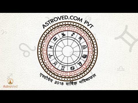 Rashifal 2018 Horoscope - वार्षिक राशिफल २०१६: 2018 Yearly Predictions