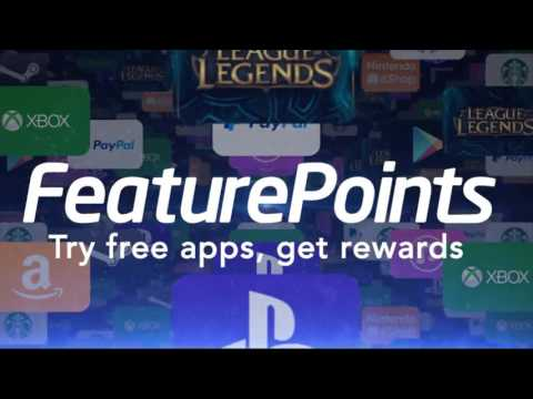 Feature Points + Free Referral Code