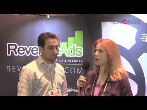 RevenueAds talks about increasing revenue at Affiliate Summit West