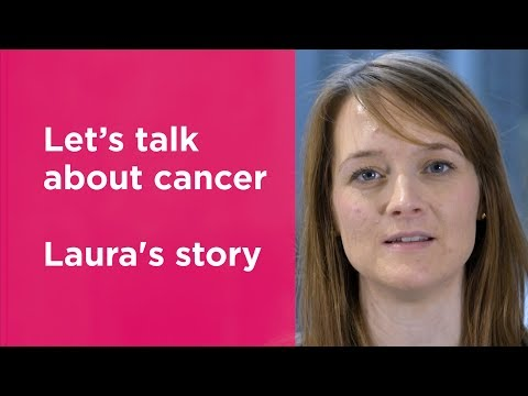 Let's talk about small-cell lung cancer - Laura's story