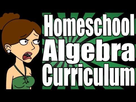 Best Homeschool Algebra Curriculum