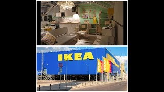 IKEA!!! go shopping with us 2018