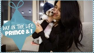 A Day in the Life of Me and My Puppy | Vlogmas Day 9