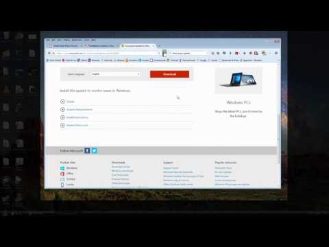How To Fix Windows Vista Adobe Flash Player Won't Install