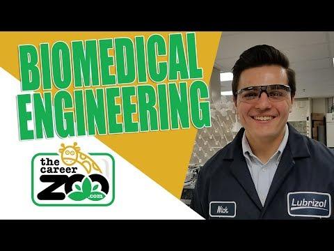 I am a Biomedical Engineer