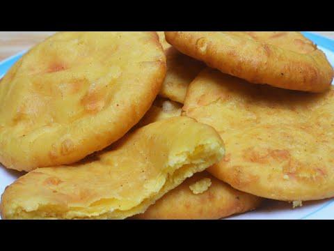 [Mauritian Cuisine] Dhal Tekwa Recipe  | Sweet Dal Stuffed Puri