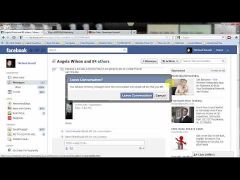 How to Stop Spam on Facebook