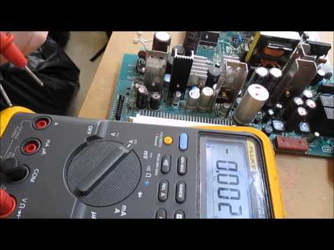 Sony Grand Wega LCD Projection TV 6 Blink Fix