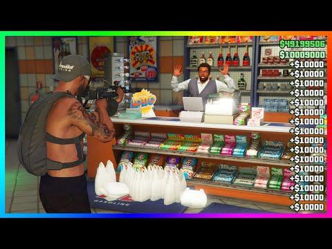 GTA 5 Online Money Glitch 2018! 1.43 (PS4/XBOX/PC)