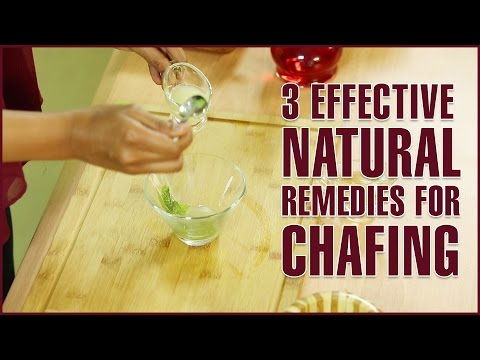 3 Best Home Remedies To Get Rid Of Inner Thigh Chaffing (CHUB RUB)