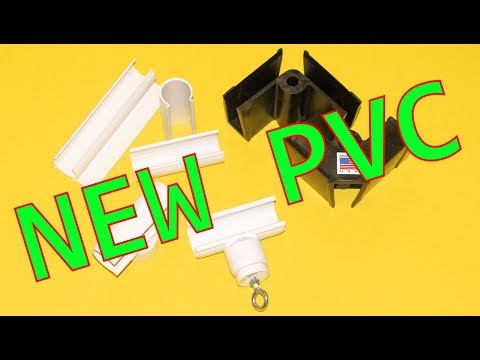 NEW Custom PVC Parts