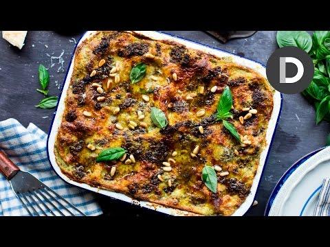 How to make... Vegetarian Lasagna!
