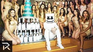This Is How Marshmello Spends His Millions