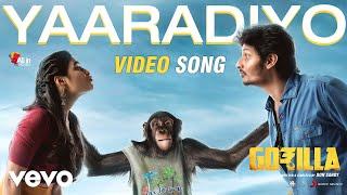 Gorilla - Yaaradiyo Video | Jiiva, Shalini Pandey | Sam C.S.