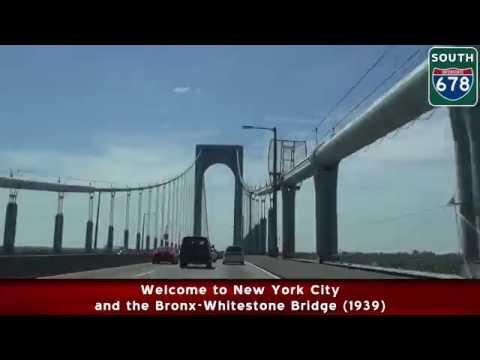 14-20 New York City: Whitestone Bridge to Midtown Tunnel