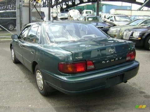 1996 Toyota Camry V6 LE review and buying tips