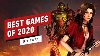 Best Games of 2020, So Far