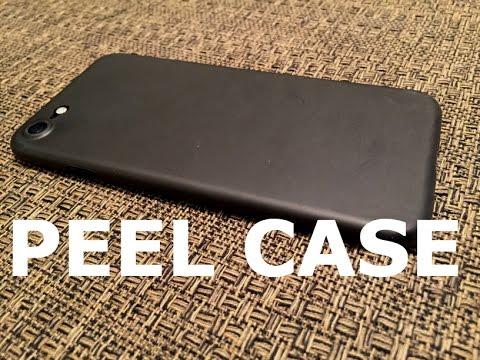 iPhone 7 Case Review - Peel Case: Week 2