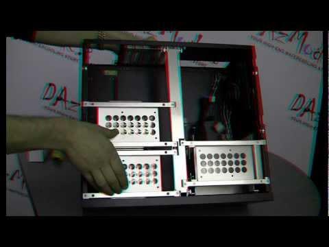 3D - Lian Li PC-C60 Computer Case Review - DazMode HTPC Build (2-3D)