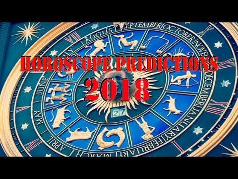 HOROSCOPE PREDICTIONS 2018 (Zodiac 2k18)