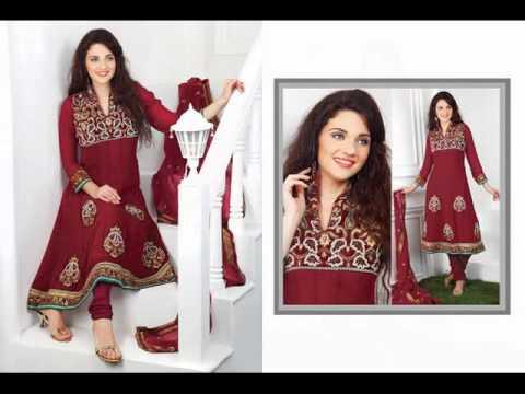 Designer salwar kameez online shopping uk -USA, Latest bollywood designer salwar kameez 2013