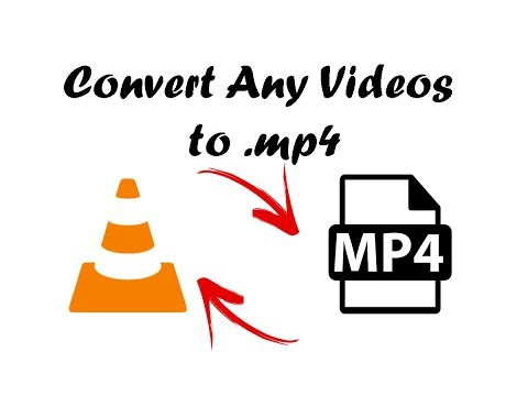 Fastest way to Convert Video to mp4 or to change Video file to mp4 HD - Free & Fast
