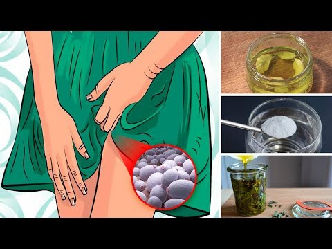 Top 8 Home Remedies for Yeast Infection (Candidiasis)