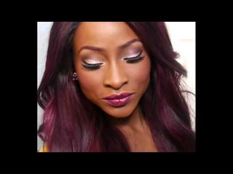 Red Hair Color Ideas For Dark Skin