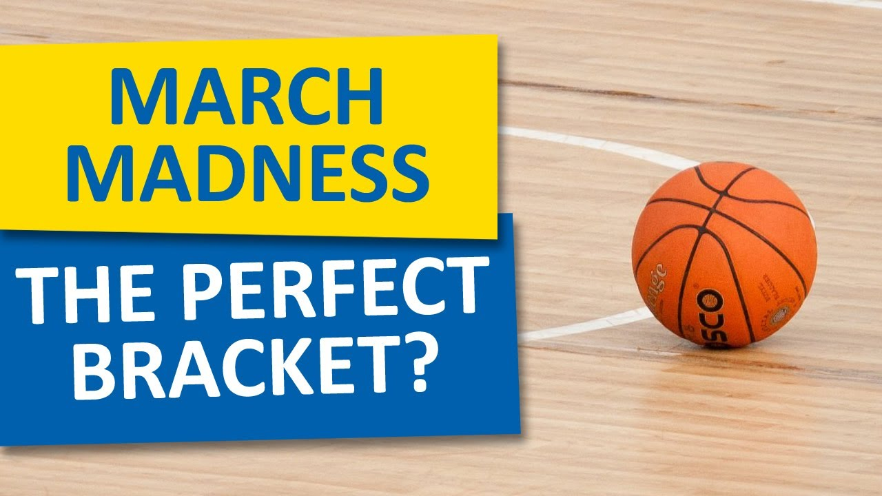 Odds For A Perfect March Madness Bracket?! #shorts