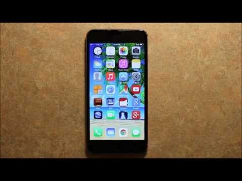 IPhone 6 Plus On Straight Talk 4G LTE