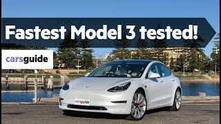 Download Tesla Model 3 2020 review: Performance Video