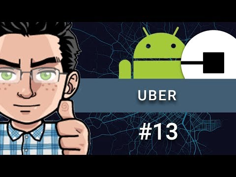 Make an Android App Like UBER - Part 13 - Change Google Maps marker's Image