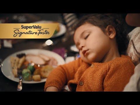 SuperValu Signature Tastes Christmas Advert 2017