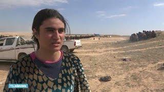 Israa (20) werd vijf jaar als seksslaaf vastgehouden bij IS - RTL NIEUWS