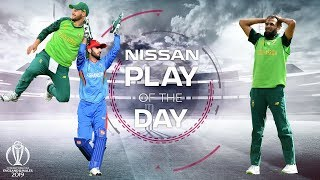 Nissan Play of the Day | South Africa v Afghanistan | ICC Cricket World Cup 2019